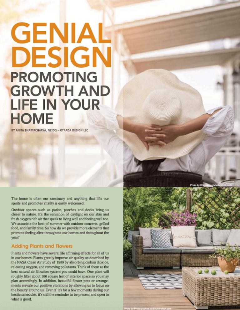 New Homes & Ideas: Genial Design